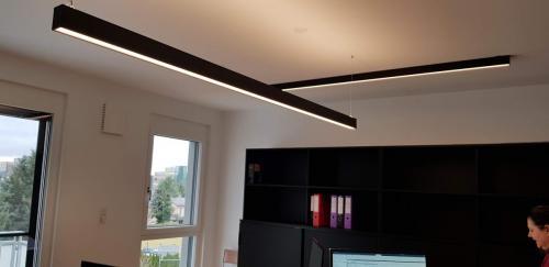 LED-Bürobeleuchtung